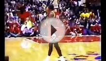 NBA Dunk Contest - Michael Jordan vs Dominique Wilkins