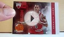 NBA Hoops 2011/2012 Panini Basketball Pack Breaks - 03/20/13