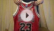 NBA NCAA basketball jersey collection vol.9 Michael Jordan