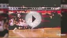 Rare video of Michael Jordan from high school