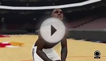 SHOE COMMERCIAL NBA 2K15 Michael Jordan