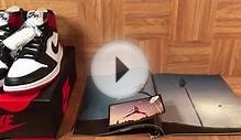 ShoeZeum Michael Jordan Wore Black Toe Air Jordan 1s In