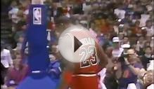 Slam Dunk Michael Jordan