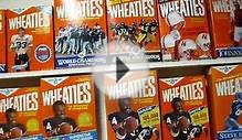 Sports Bar Wheaties Box Collection, Part 1