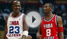 Trends: Comparing Kobe Bryant and Michael Jordan as