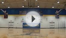 Trick Shots at Laney Home of Michael Jordan