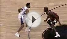 We Reminisce: Allen Iverson Crosses Michael Jordan